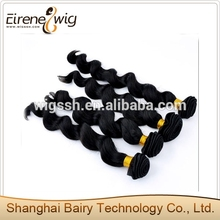 Fashion Models quality human hair extensions body wave two tone human hair