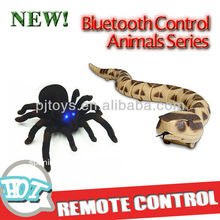 Rc bluetooth reptiles, bluetooth del rc juguetes