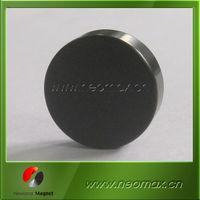 Strongest black epoxy disc sintered ndfeb magnet