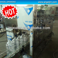 economy 5Liter bottle drinking mineral /pure water packaging completed line customized