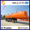 water oil fuel tank semitrailer for tractor on Sale