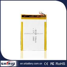 High Capacity Li-polymer 3100mah Battery For Medical Equipment, Electronic Tracker