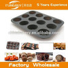 Factory direct wholesale Aluminized steel Hamburger Bun pan