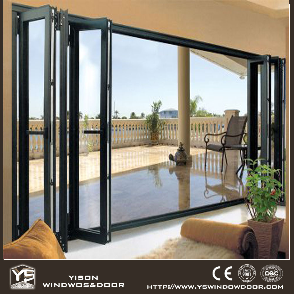 Folding Sliding Glass Doors 1000 x 1000