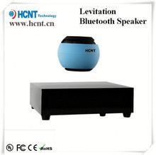 2015 New Creative Mini Magnetic Floating watt innovation bluetooth mini speaker