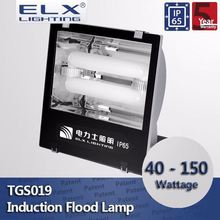 ELX Lighting induction flood light ip65/ce/nav/hqi/e40