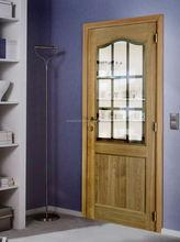 Hotsale Stylish Mahogany,Oak Wood Door Design