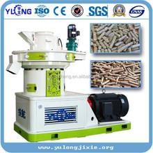 New Design Automatic Wood Pellet Mill Machine Efficient