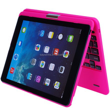 Wireless Bluetooth keyboard case with tablet battery for ipad mini