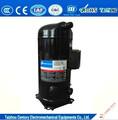 Altamente hermético Scroll Copeland 10 bar aire acondicionado natural gas compresor precio