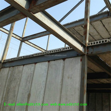 china building lightweight MGO hollow core wall panel for house