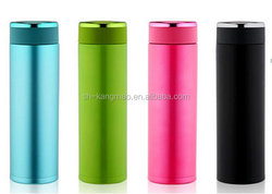Promotional gift Cheapest food safe insulated water bottles straw