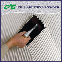 white tile adhesive for interiors and exteriors walls tile
