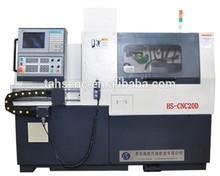 torno mecanico universal HS-CNC20D swiss cnc lathe machine
