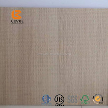 0.5mm Tiny Hole Diameter Veneer Finish Micro Perforated Timber Acoustic Panels For Assembly Halls