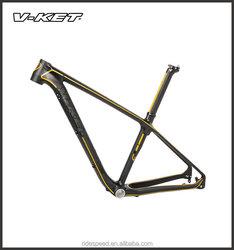 """27.5"""" mountain bike super light full carbon frame"""