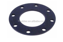 Rubber pipe Flange gasket custom made rubber products