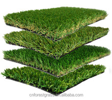 High density and resilient artificial grass for garden