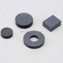 High Quality Ferrite Ring Shaped Permanent Magnet