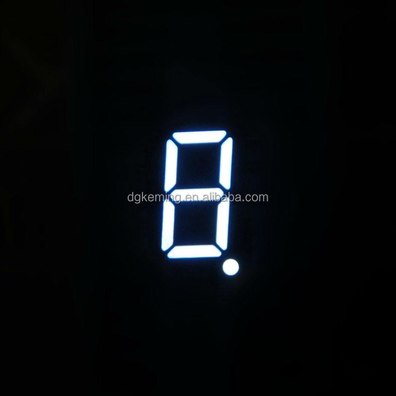 Ali white .3611 single digit digital display meter