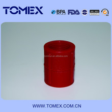 popular high quality red color PPR coupling/ elbow factory