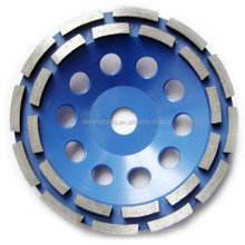 Newest best selling diamond cup wheel polish stone