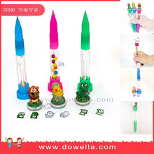 Disney audit factory cheap promotion Stamp bubble electric pen