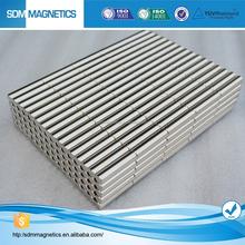 Rare earth permanent grade n52 neodymium cylinder magnet motor
