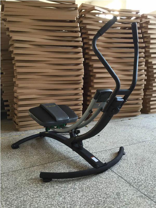 swing exercise machine seen tv