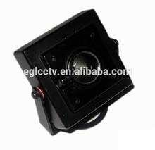 1000TVL CMOS indoor is very small hidden camera and microphone audio