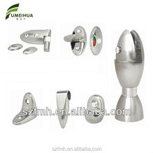 304 stainless steel toilet cubicle