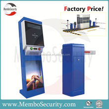 Access Control rotary automated hydraulic car parking system