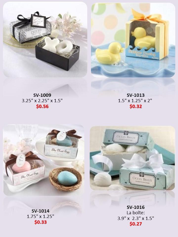 Savon cadeaux invit s mariage savon cadeaux bapt me - Idee pour baby shower ...