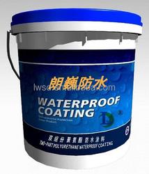 Thermal Insulating Elastomeric Waterproof Coating/polyurethane waterproof coating/waterproof roof coating