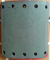 Non-asbestos Brake Lining for Nissan High Temperature Resistance