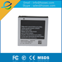 With CE RoHS MSDS china gt t18287 2000 mobile phone battery for EB575152LU