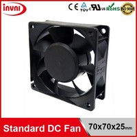 Standard SUNON Maglev 7025 70mm 70x70 Small Laptop 12V DC Axial Flow Best Quality CPU Cooling Fan 70x70x25 mm (PMD1207PTV3-A GN)