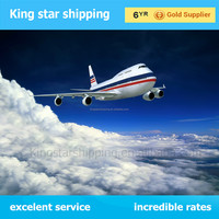 International Courier Air Shipping from China to REYKJAVIK