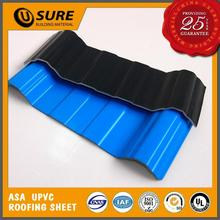 weather -proof pvc sheet for roofing for interior decoration