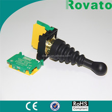 Rovata 22mm joystick switches joystick controller replacement parts