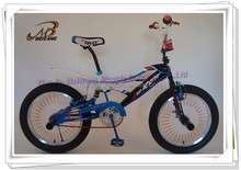 "16""20""girl bmx bike/children freestyle bicycles with suspension"