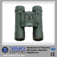 Handheld 10*25 Folding Binoculars Tactical Outdoor Binoculars
