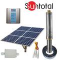4000l 140m mejor precio bombas solares sumergibles