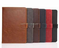 For iPad mini 4 leather case, for iPad mini 4 credit card case, for ipad mini 4 wallet case