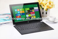 11.6 inch rotatabled touch screen Intel Ivy Bridge 1037U Dual core Window OS laptop
