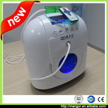 1L3L6L+30%60%90%purity 2014 Hot sale used portable oxygen generator cheap price