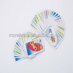 personalized casino quality standard playing cards