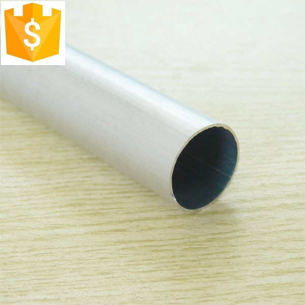 Extruded aluminum round