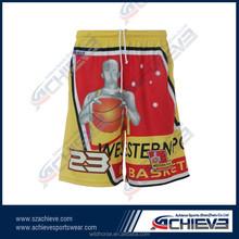 OEM 2015 european basketball shorts