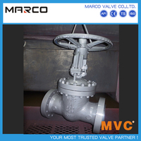Professional supply bolted bonnet or pressure sealed bonnet outside screw and yoke os & y stem gate valve